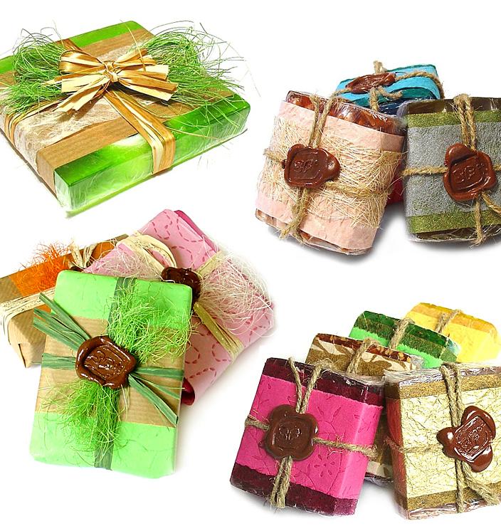 Сургуч упаковка подарков 42